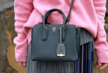 {Styling: MCM Milla Tote}