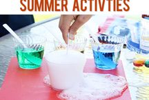 kids summer activties