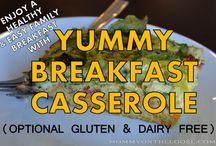 GFCF / Gluten-free, Dairy-free meals
