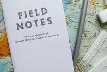 paperwork / notebooks, books, ephemera, stationary