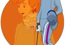 Personaggi Disney moderni