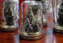 Christmas Ideas in a bottle / by Lynn Mundinger