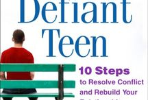 How to bond with a rebellious teenager