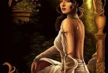 Greek mythology goddess