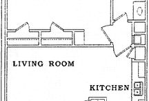 House plans / by Debbie Fisher Johnson