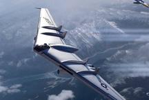 YB Flying wing
