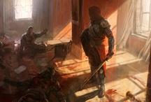 warriors & knights
