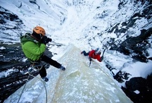 Climbing and outdoors / by Lars Lindwall