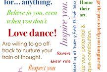Dance / What I ❤️