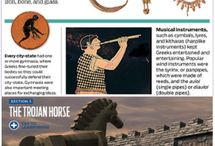 Athens Unboxed / This board is a collection of hand picked resources for students age 5-15 to explore ancient Athens. Don't forget to subscribe at HistoryUnboxed.com to have hands-on history lessons delivered to your door!