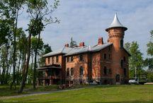 Brześć Kujawski - Pałac Cukrownia