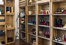 Cupboards, Shelves & Storage  / by Babs