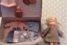 Waldorf dollmaking