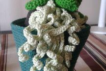 FLORA diseño Amour Fou / Amigurumi , crochet , hecho a mano
