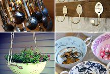 old stuff kitchen ideas