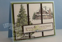 SU - Christmas Lodge / by Sue Cartwright