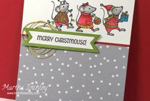 Merry Mice Stampinup' Up!