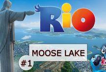 RIO (Xbox 360) / Rio é um jogo eletrônico desenvolvido pela THQ baseado no filme de mesmo nome, Rio. O jogo foi lançado em 12 de abril de 2011 para PlayStation 3, Wii, Xbox 360 e Nintendo DS.