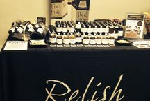 Relish On The Road / We crop up all over the place, see us at various events and shows.