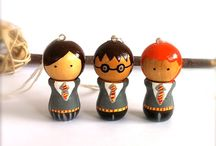 Harry Potter LOVE! / by TroubleT