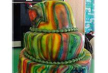 Interesting Cakes. / by Lena Sanchez