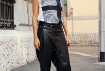 Street Style / Fashion inspiration as found on the streets of our cities and towns / by Gail Manna