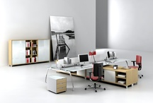 """3 NEW OFFICE SOLUTIONS, 2 MANAGERIAL DESKS AND 1 EXECUTIVE SYSTEM  / Come and discover the first 2012 novelties. New office programs """"made by and in Spain"""" are waiting for you."""