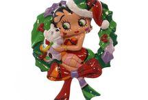 Betty Boop / The Queen Of Cartoons.  Betty Boop figurines, Betty Boop ornaments, Betty Boop Home Decor.