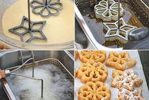 Cookies rosette