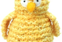 knitting / by Margaret DeMars