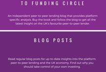 Funding Circle Blog / Visit my site to see how I make over 15% on Funding Circle and get all the latest insight into making the most out of the UK's favourite p2p lending platform