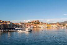 Elba Island / Elba's photoshoot