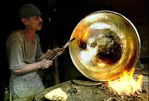CopperSmiths from around the world.  / The art of coppersmithing is passed down from generation to generation. You can find these talented artisans in almost every city in the world. This board was created to connect them, with you.