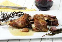 Vuestras recetas nos gustan / Recetas de otros perfiles relacionadas con carne de cordero y vacuno