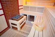 Brick Slips - Sauna Inspiration