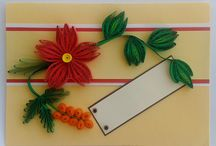 Quilling cards / Hand made Quilling cards