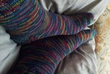 Knitting : Operation Sock Drawer / All things sock knitting- patterns, yarn, tips trick and the like.  / by ontheround