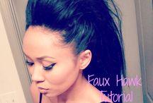 Funk Hair Styles