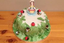 Sarah Johnson's cakes! / Just a few pics of cakes I have made!