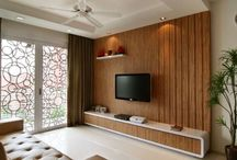 TV console ideas