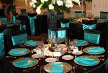 Wedding aqua