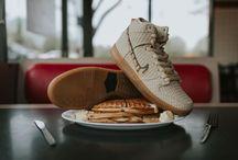 Kicks / Fuel for my sneaker addiction
