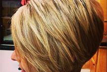 short bob's hairstyles