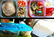 School Lunch ideas / by Tanjala Orr