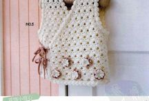 Crochet tops / by Katy Wickens O'Brien