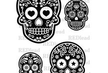 Day of Dead Craft Supplies
