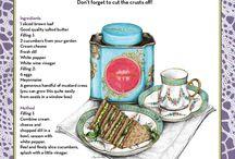 Geraldine's recipes