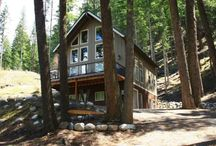 Labor Day @ Wallowa Lake / How are you ending your summer?? We still have homes available for Labor 2014, end your summer with an unforgettable trip to the Wallowa Lake, Oregon!