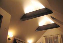 Dachgeschoss Beleuchtung