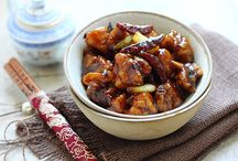Recipes-Chinese / Chinese food